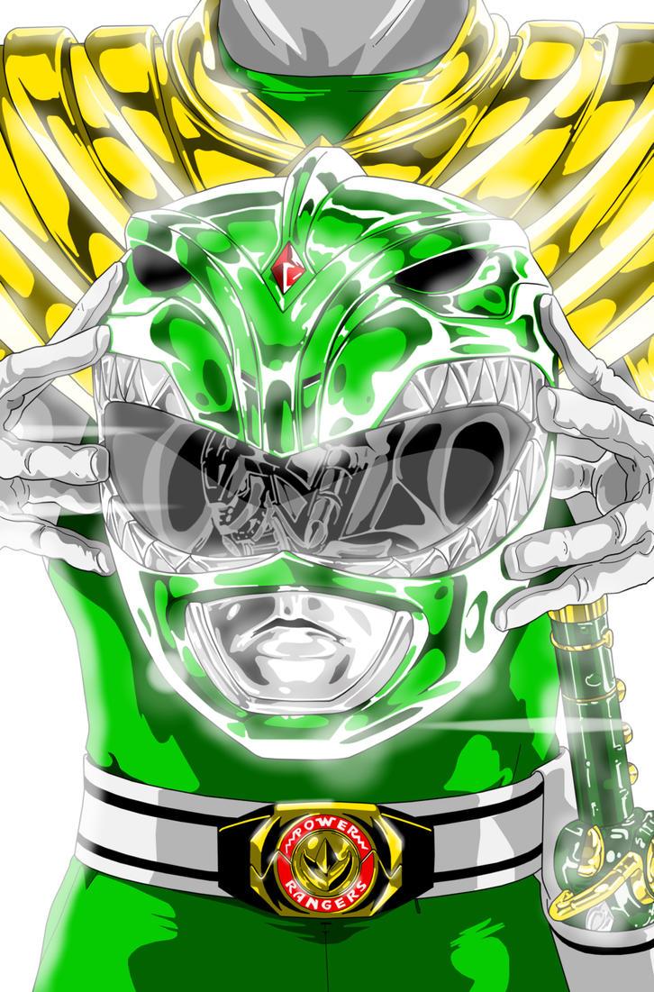 Green Ranger by faygo69