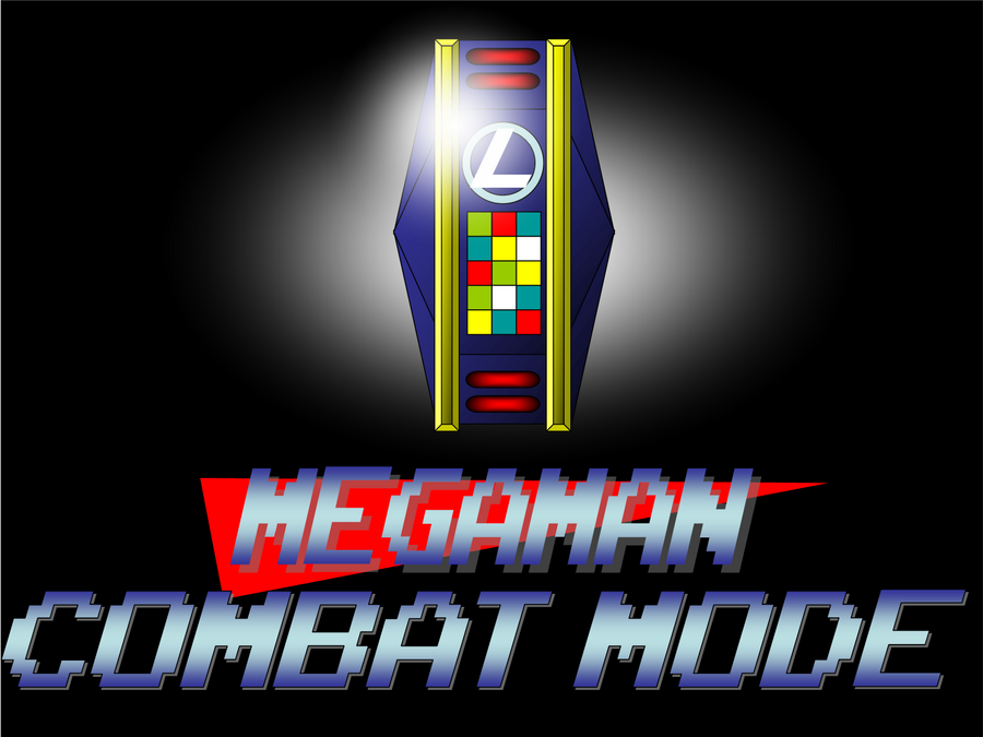 Megaman Combat Mode Title by SilverKazeNinja on DeviantArt