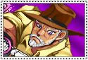 JJBA Stamp - Joseph Joestar -Elder- by SilverKazeNinja