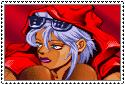 JJBA Stamp - Mariah by SilverKazeNinja