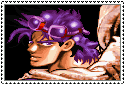 JJBA Stamp - Joseph Joestar -Younger- by SilverKazeNinja