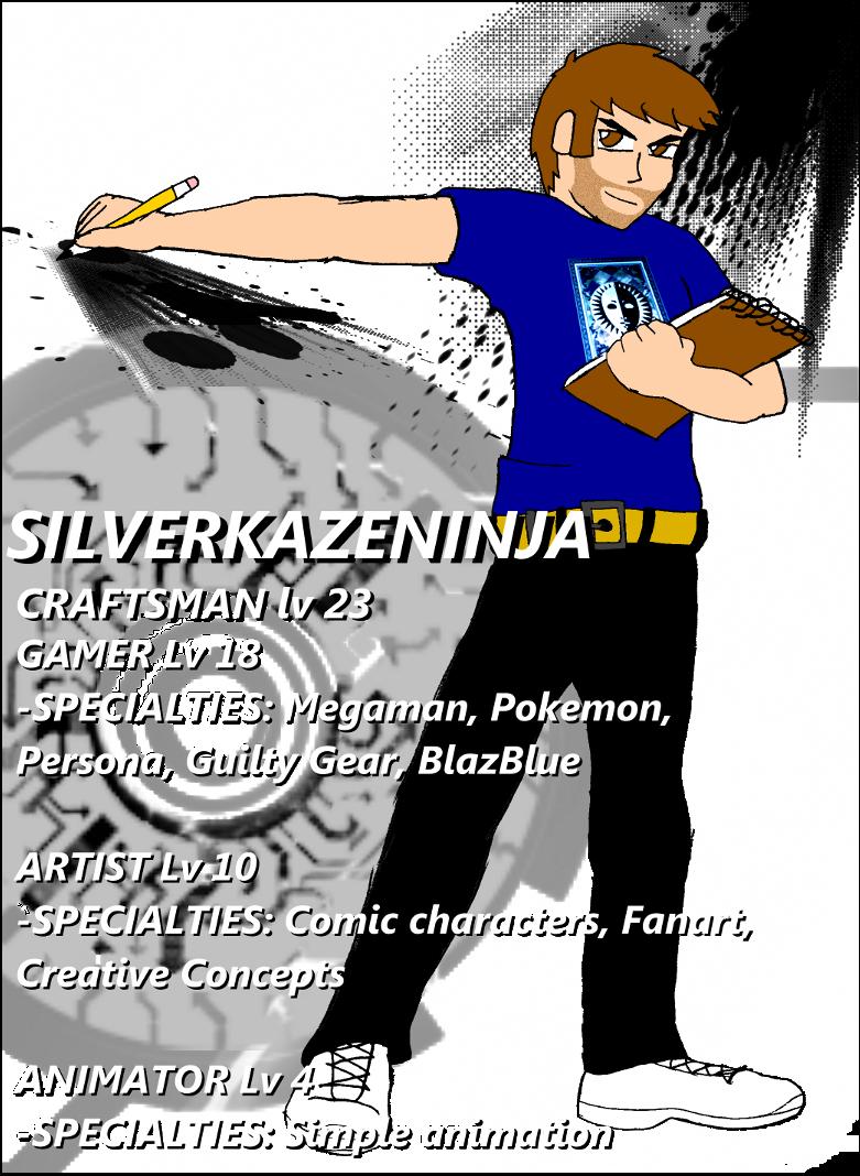 SilverKazeNinja's Profile Picture
