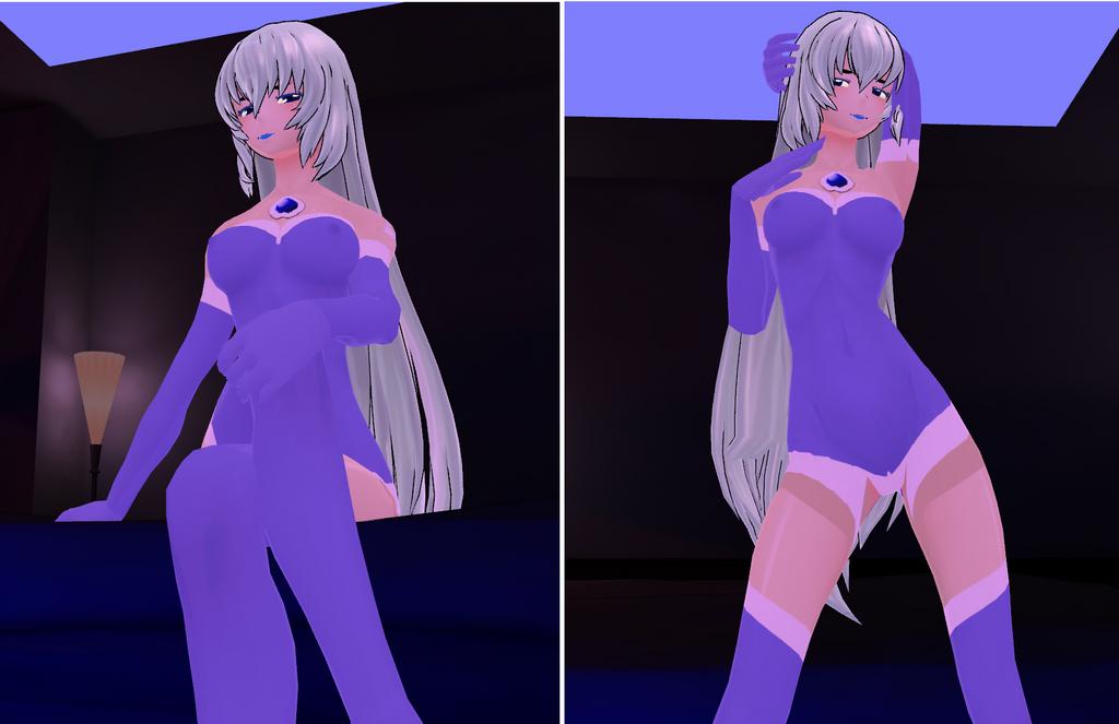 Izanami - Double Page Spread 2 by SilverKazeNinja