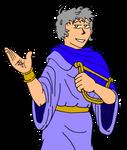 Fate Shenanigans - Caster Pythagoras