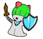 Pokemon Emerald - Bedivere the Ralts