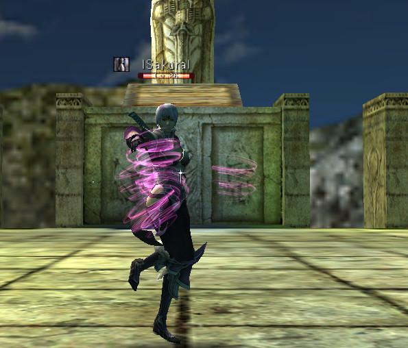 Rakion Ninja by ISakuraI
