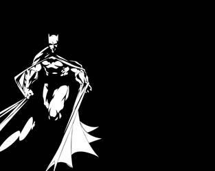 practice. BATMAN vector by khatera