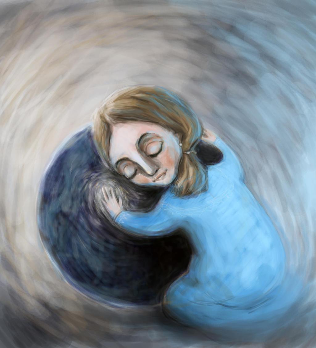 http://fc03.deviantart.net/fs48/i/2009/234/2/d/Earth_Hug_by_carolinny.jpg