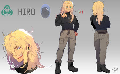 GF: HIRO by Torurii