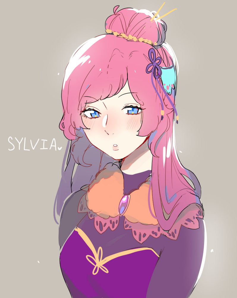 SYLVIA by Torurii