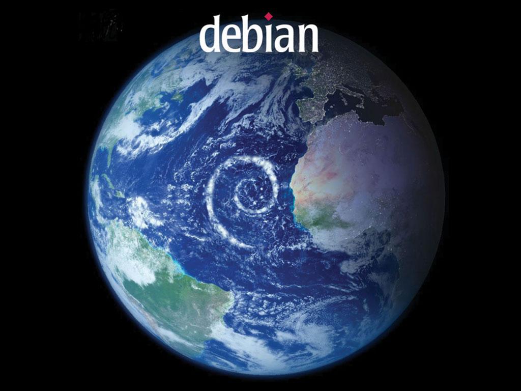 Debian Planet by nostromo2k3