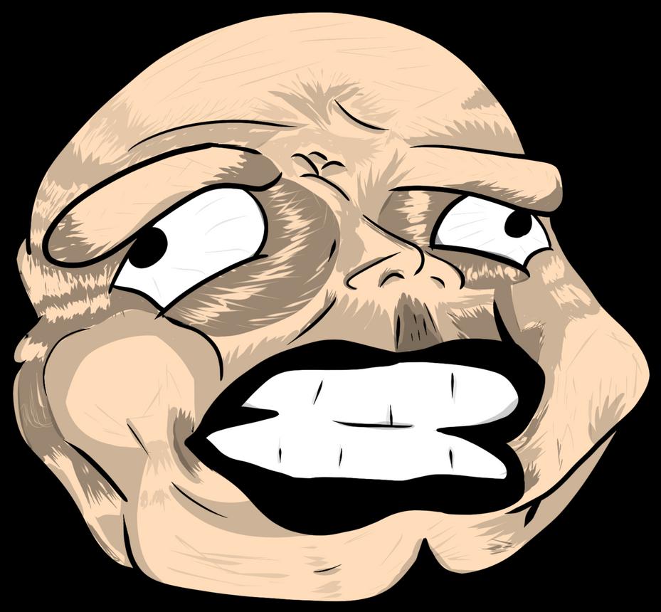 Meme face by crazydoodleman144