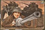 Pinups - Battlefield Beth!