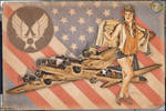 Aviation Pinups - B-17F Flying Fortress