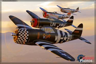 The Thunderbolt by warbirdphotographer