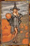 Pinups - Halloween Time