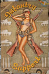 Pinups - Infantry Support