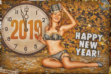 Happy New Year! by warbirdphotographer