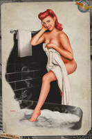 Pinups - 'Just Right' (Joyce Ballantyne Tribute) by warbirdphotographer