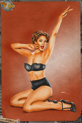 Pinups - Morning Stretch