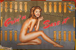 Nose Art Pinups - Grin' N Bare It