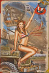 Pinups - Homefront Beauty
