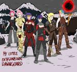 My Little Dragonborn: Dawnguard