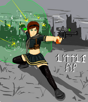 Babydoll Little Pip by glue123