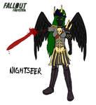 Nightseer humanized