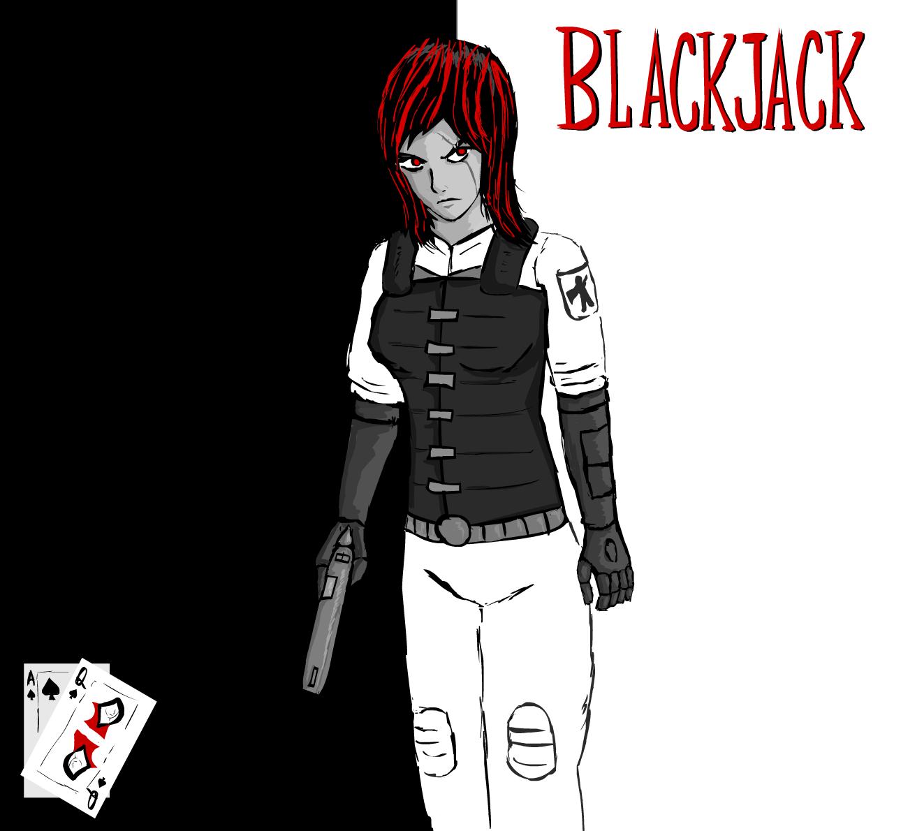 Blackjack penny