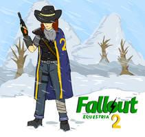 Fallout Equestria 2 by glue123