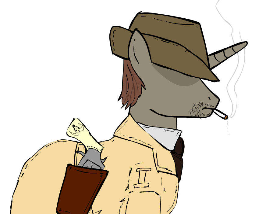 mysterious stranger by glue123 on deviantart