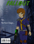 Fallout Comic Cover