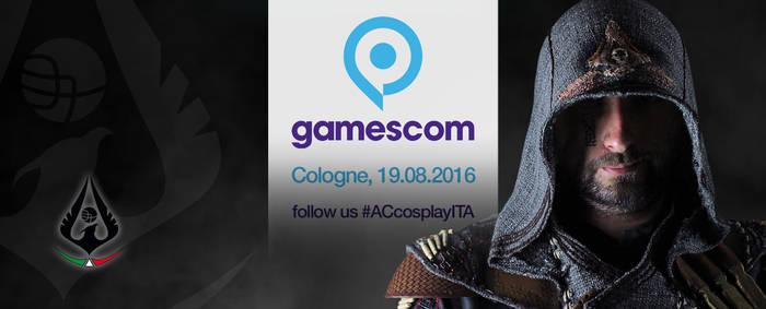 AC Cosplay Italia @Gamescom 2016
