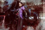 Evie Frye - Nightshade Cloak Outfit 2