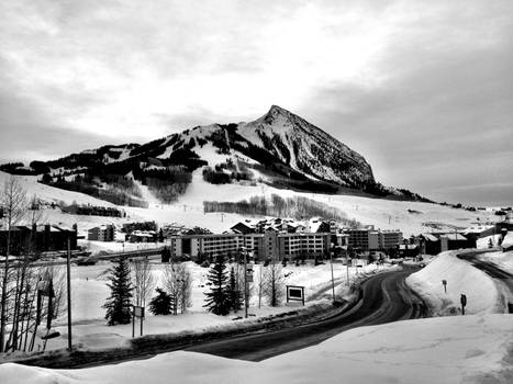 Mt. Crested Butte II