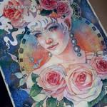 WIP, watercolour