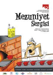 Mezuniyet Sergisi...