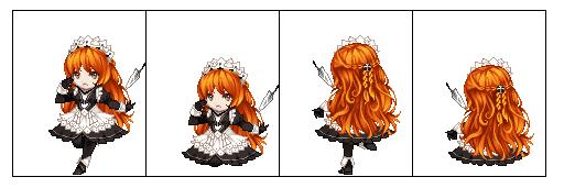 OP AU: Witch's Maid by Darkdarling98