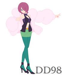 Fairy Tail OC: Sangria Bold