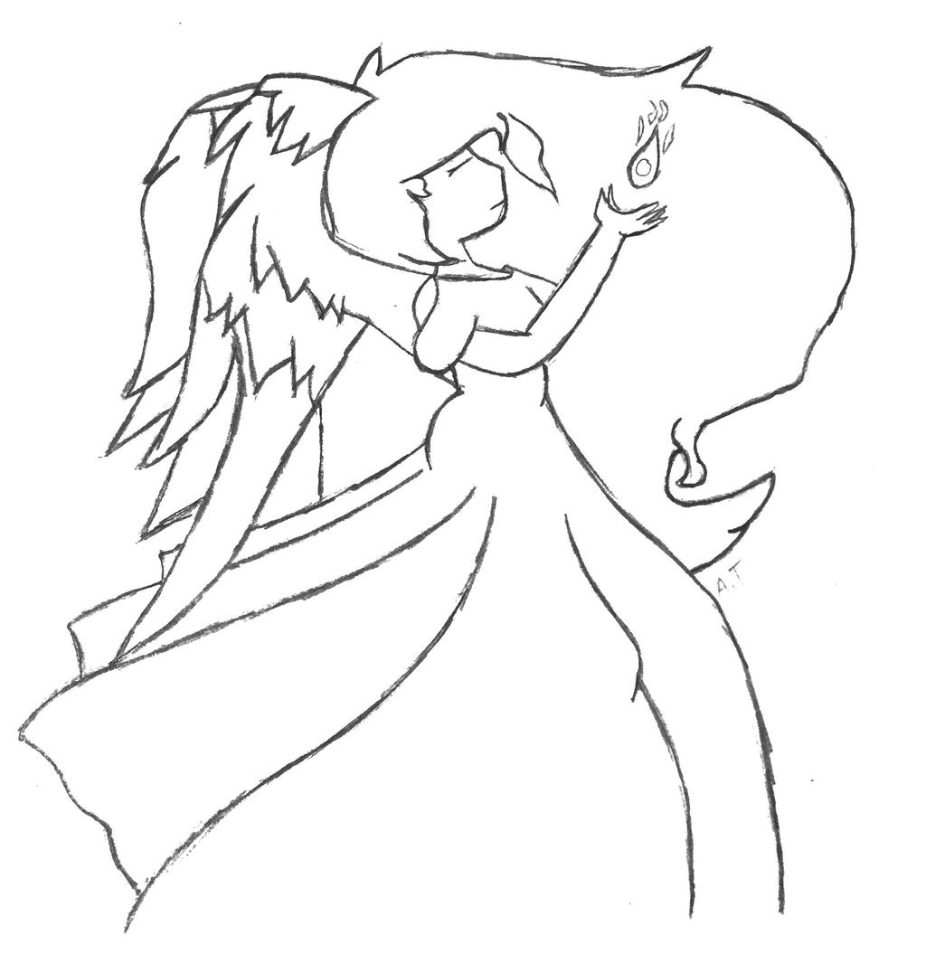 Aphmau Pages In Black And White Coloring Pages