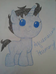 Aquamarine Harmony - Baby by Ashes-and-Infernos