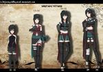 Naruto OC: Sora's timeline