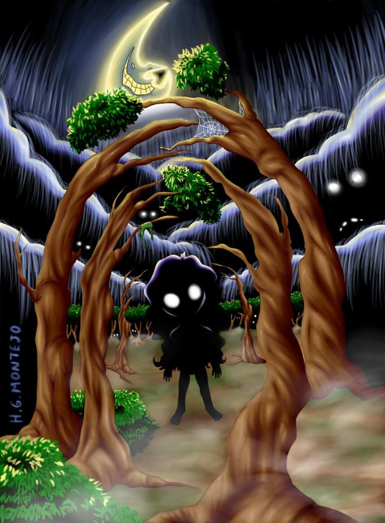 el bosque de trisha by hersly860