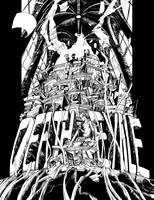 Death or Exile - tdkr by gabrieldevue