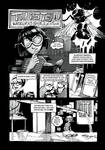 Twisted Webcomic Book 1 page 1 by gabrieldevue