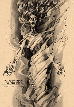Dungeons and Dragons Monster II Banshee