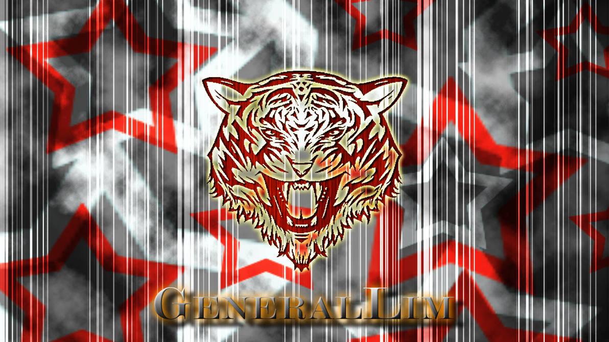Tiger Background - HD Stars by GeneralLim on DeviantArt