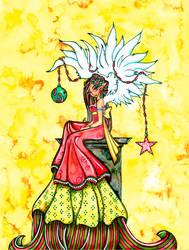 Angelica Christmas Angel