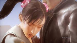 Xiaoyu ending screenshot by Giuly-Chan